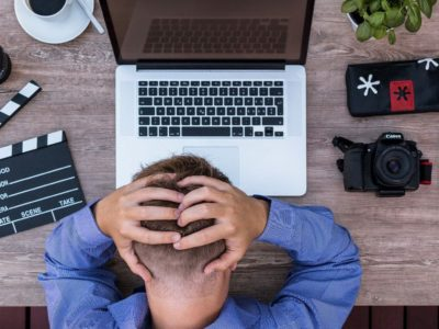 Prokrastination - keine Lust mit der Arbeit zu beginnen