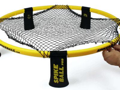 Aufbau vom Spikeball™ PRO Set