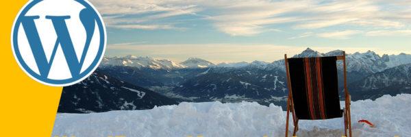 Beitrag zum Thema WordPress-Kurse in Innsbruck: Webseite erstellen und pflegen