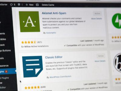 Das WordPress Backend besser kennenlernen